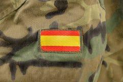La España de defensa Foto de archivo libre de regalías