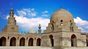 La espada de Ibn Tulun está situada en El Cairo, la capital de Egipto almacen de video