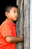 La espera de un niño, Fotos de archivo
