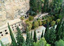 La Esperanza de Santuario de la Virgen de spain fotografia de stock royalty free