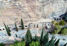 La Esperanza de Santuario de la Virgen de spain fotos de stock royalty free