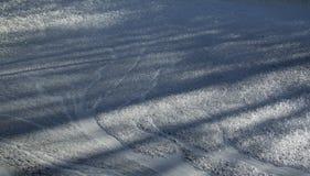La espuma congelada Fotos de archivo libres de regalías