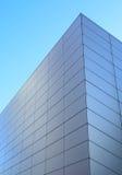 La esquina hermosa del edificio imagen de archivo libre de regalías
