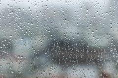 La estación de lluvias es día azul Imagenes de archivo