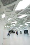 La estación de metro de las Olimpiadas Imagenes de archivo