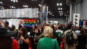 La estafa cómica 2013 de Nueva York 79 Foto de archivo