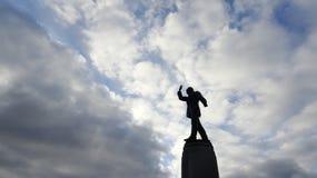 La estatua Fotografía de archivo