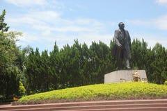 La estatua conmemorativa de Deng Xiaoping Imagenes de archivo