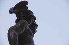 La estatua de Fotografía de archivo