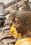 La estatua de Buda Fotos de archivo libres de regalías