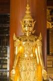 La estatua de Buda Imágenes de archivo libres de regalías