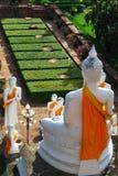 La estatua de buddha Foto de archivo libre de regalías