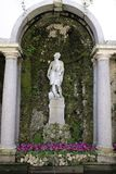 La estatua de Diana en el atrio del ` s de Diana Foto de archivo libre de regalías