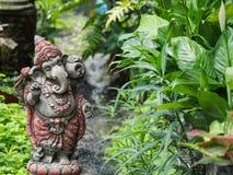 La estatua de dios de Ganesha de Infergrity Fotos de archivo