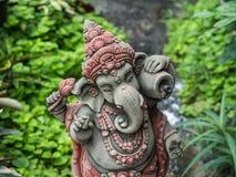 La estatua de dios de Ganesha de Infergrity Imagen de archivo libre de regalías
