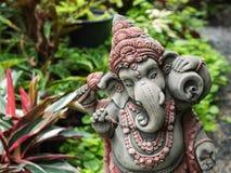La estatua de dios de Ganesha de Infergrity Imagen de archivo