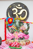 La estatua de Ganesha Imagen de archivo libre de regalías