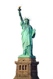 La estatua de la libertad Fotos de archivo libres de regalías