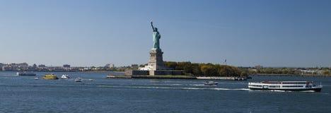 La estatua de la libertad Imagenes de archivo