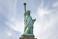 La estatua de la libertad Imagen de archivo libre de regalías