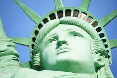 La estatua de la libertad Imagen de archivo