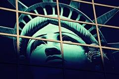 La estatua de la libertad, América, americano, Estados Unidos Fotos de archivo