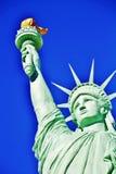 La estatua de la libertad, América, americano, Estados Unidos, Manhattan, Las Vegas, París, Guam Imagen de archivo