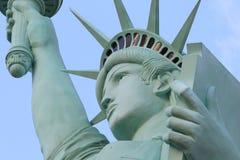 La estatua de la libertad, América, símbolo americano Imagen de archivo