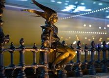 La estatua de la princesa de Litlle Fotografía de archivo libre de regalías