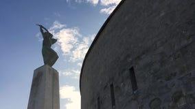 La estatua de la libertad húngara