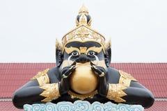 La estatua de Rahu Imágenes de archivo libres de regalías