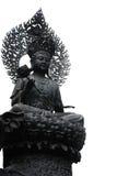 La estatua del guanyin Fotografía de archivo