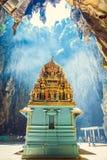 La estatua del Hinduismo del templo en Batu excava en Kuala Lumpur fotos de archivo libres de regalías