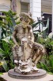 La estatua en el museo Imágenes de archivo libres de regalías