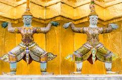 La estatua gigante Fotografía de archivo
