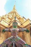 La estatua gigante Foto de archivo libre de regalías