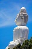 La estatua grande de Buda, Tailandia Fotografía de archivo