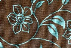 La estera plástica tejida es bajo costo a la estera producida, versátil/a bueno funcionando/sintéticos para la comida campestre Imágenes de archivo libres de regalías