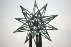 La estrella de Kepler Fotografía de archivo libre de regalías