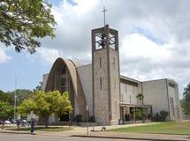 La estrella de St Mary de la catedral del mar Fotos de archivo libres de regalías