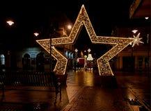 La estrella y el trono fotografía de archivo libre de regalías