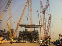 La estructura 459 toneladas Imagen de archivo libre de regalías