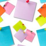 La etiqueta engomada observa el papel pintado inconsútil Imágenes de archivo libres de regalías
