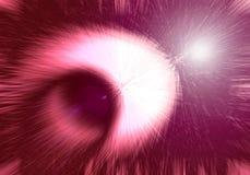 La explosión de la energía Imagen de archivo