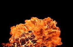 La explosión grande Foto de archivo