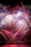 La explosión grande Foto de archivo libre de regalías