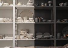 La exposición en Hong Kong Heritage Museum imagenes de archivo