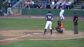 La extremidad asquerosa del béisbol, fall, desvió golpe