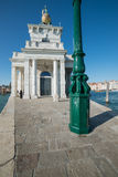 La extremidad de las aduanas Venecia Véneto Italia Europa Imagenes de archivo