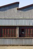 La fábrica vieja Foto de archivo libre de regalías